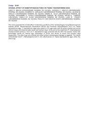 Resumos Apresentação ORAL - Centro Nacional de Investigaciones ...