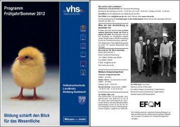 pdf-Datei hier - VHS Amberg-Sulzbach
