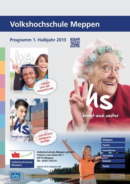 komplett 1/2013 (6.641,0 KB) - Volkshochschule Meppen