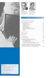 EDV / PC-Schulungen Seite