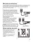 Sistema Contestador de dos Lineas Guía del Usuario - Thomson ... - Page 7