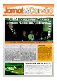 Jornal do Carvão edição nº 22