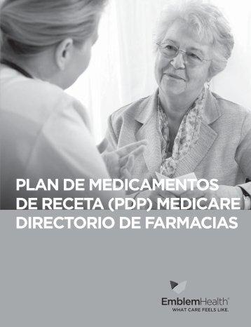 medicare directorio de farmacias - EmblemHealth
