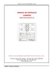 Carbpro - Metaltech Sorocaba Equipamentos e Serviços Ltda.