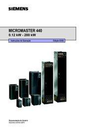 Micromaster 440 - ed. 03/2002