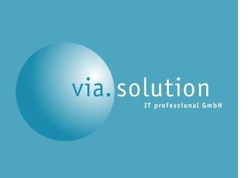 GDI aus dem Rechenzentrum - via.solution IT professional GmbH