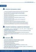 MANUAL DO USUÁRIO - CLEAR CFTV – Soluções Integradas para ... - Page 2