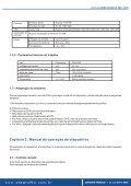 MANUAL DO USUÁRIO - CLEAR CFTV – Soluções Integradas para ... - Page 6