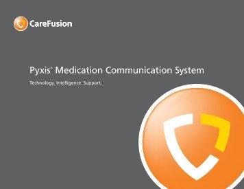 Pyxis ® Med Family Brochure - CareFusion