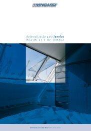 Automatização para janelas maxim-ar e de tombar - SOMFY BRASIL