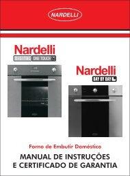 Download do Manual do Produto - Nardelli