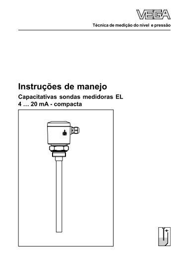 Capacitativas sondas medidoras EL 4 … 20 mA - compacta - Vega