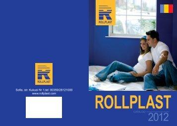 Descarca catalog - Rollplast