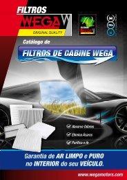 Linha Leve - Automóveis e Utilitários - Wega Motors