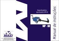 Manual MP 60 - MAZI