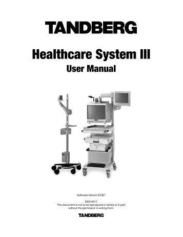 cisco tandberg 3000 mxp portable videoconferencia rh yumpu com Tandberg 3000 MXP Profile Tandberg 3000 MXP Profile
