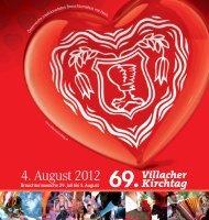 Programmheft 2012 - Villach