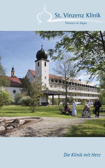 Die Klinik mit Herz - St. Vinzenz Klinik