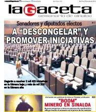 """A """"DESCONGELAR"""" Y PROMOVER INICIATIVAS - SEMANARIO LA ..."""
