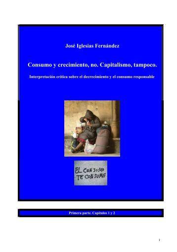 Consumo y crecimiento, no. Capitalismo, tampoco. - Renta Básica ...