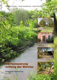 Dorferneuerung entlang der Warnau - Stadt Visselhövede