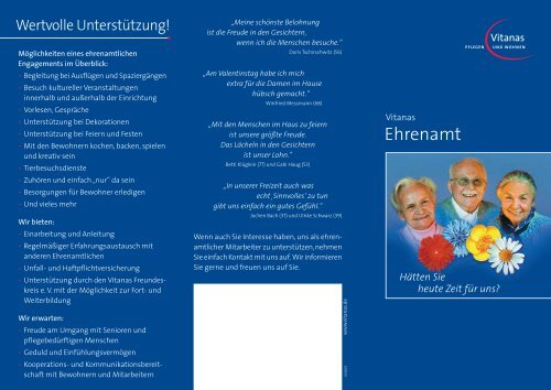 Flyer_Ehrenamt_2007.ps, page 2 @ Preflight - Vitanas