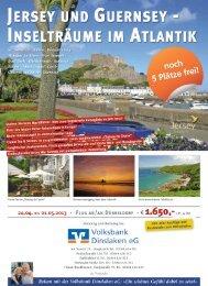 Jersey und Guernsey - Volksbank Dinslaken eG