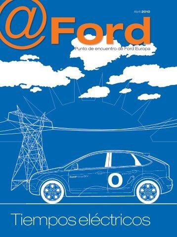 Tiempos eléctricos - Ford