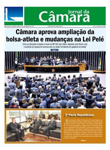 Jornal da Câmara - Câmara dos Deputados