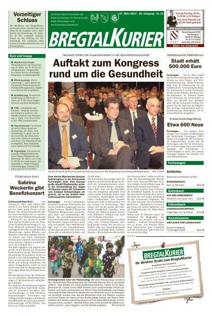 Modelle Furtwangen im Schwarzwald