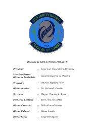 Livro de Enredos 2011 - Liesa