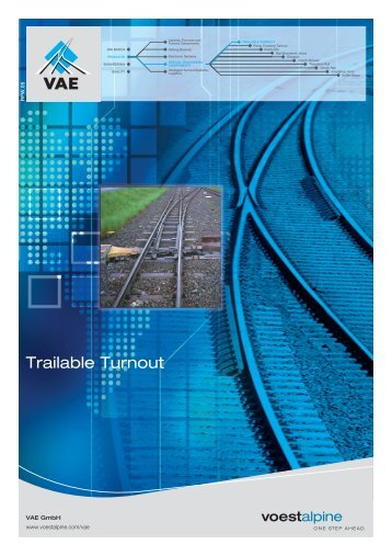 Trailable Turnout (2.45 MB) - voestalpine
