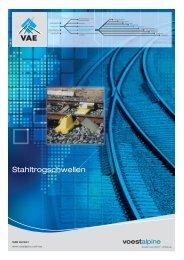Stahltrogschwellen (3,39 MB) - voestalpine