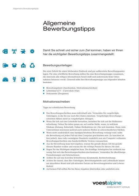 Bewerbungsschreiben Muster Tipps Vorlagen 2021 9