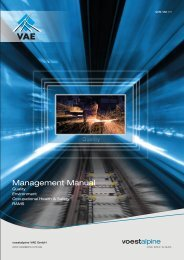 Quality Management Manual (7.91 MB) - voestalpine