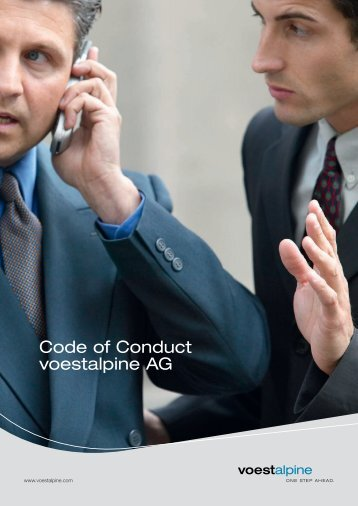 Code of Conduct voestalpine AG