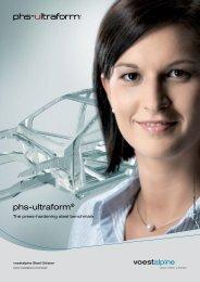 phs-ultraform® - voestalpine