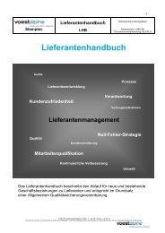 LHB-(V5) Lieferantenhandbuch -  voestalpine