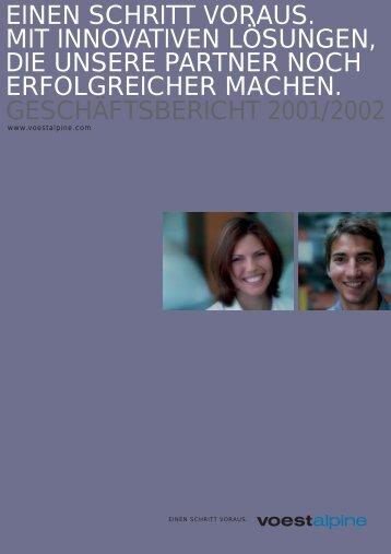 Gesch_ftsbericht_2001-02 - voestalpine