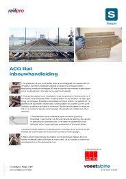 Inbouwhandleiding_Aco_Rail - voestalpine