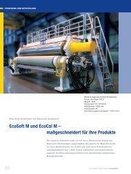 EcoSoft M und EcoCal M
