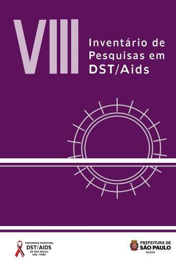 Inventário de Pesquisas e Estudos em DST/AIDS - Programa ...