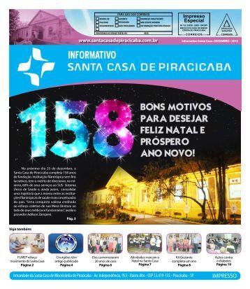 IMPRESSO - Irmandade da Santa Casa de Misericórdia de Piracicaba