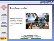 Engetax Equipamentos Ltda. - Logismarket, o Diretório Industrial