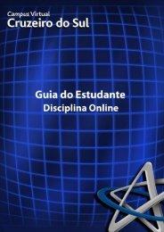 Caro(a) aluno(a) do Campus Virtual Cruzeiro - UDF