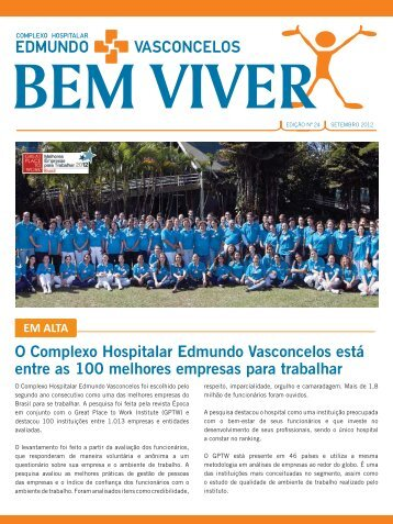 Hospital Edmundo Vasconcelos - Bradesco Esportes e Educação