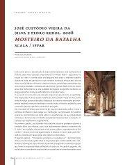 José Custódio Vieira da Silva e Pedro Redol - Instituto de História ...