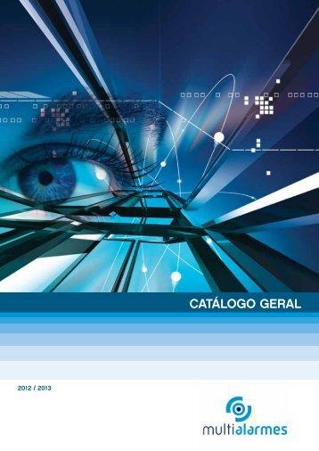 CATÁLOGO GERAL - Multialarmes