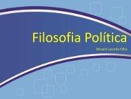 Conceituando a Filosofia Política
