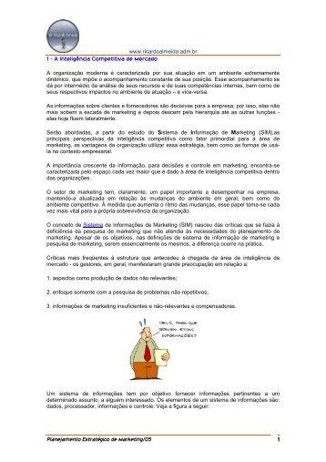 1 - Conceituando marketing - Ricardoalmeida.adm.br